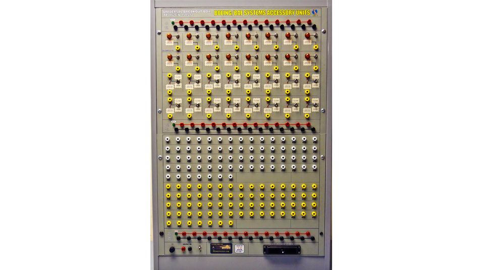 Breakout Test Panel Equivalent To Oem P N A33003 359 Or P