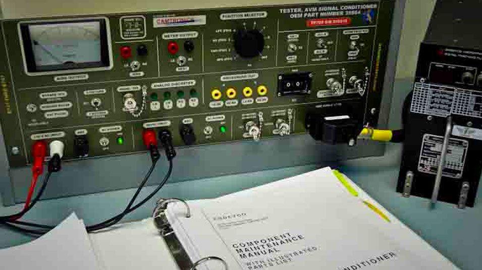 Endevco Avm Signal Conditioner Oem P N 35864 B757